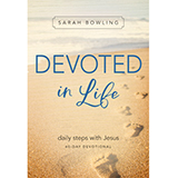 Image of Devoted in Life: Daily Steps with Jesus Mini Book