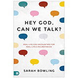 Image of Hey God, Can We Talk? Book