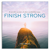 Image of Finish Strong CD