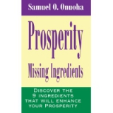 Image of Prosperity Missing Ingredients Book