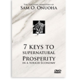 Image of 7 Keys to Supernatural Prosperity in a Tough Economy DVD