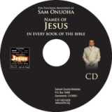 Image of Name of Jesus in Every Book of the Bible CD