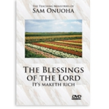Image of The Blessings of the Lord Maketh Rich DVD