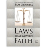 Image of Laws That Govern Faith 2-CD Series