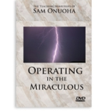Image of Operating In The Miraculous DVD
