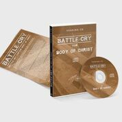 Image of Battle Cry for the Body of Christ Soaking CD