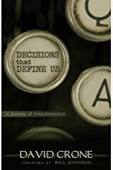 Image of Decisions that Define Us Book by David Crone