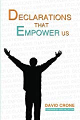 Image of Declarations that Empower Us Book by David Crone