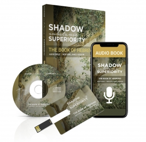 Image of Hebrews. Audio Bible Book