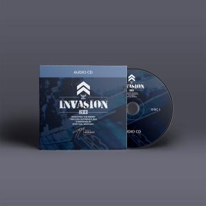 Image of Invasion 2018 Conference 2-CD Set