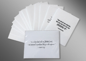 Image of Kingdom Living Greeting Cards