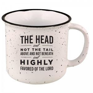 Image of The Head and Not the Tail Mug