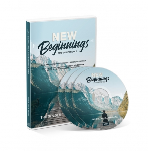 Image of New Beginnings 2019 Conference CD Set