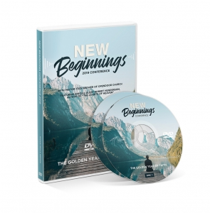 Image of New Beginnings 2019 Conference DVD Set