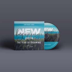 Image of New Beginnings Conference CD