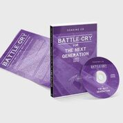 Image of Battle Cry for The Next Generation Soaking CD