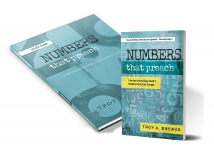Image of Numbers that Preach DUO Book Bundle