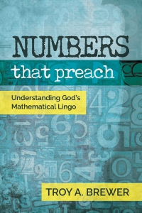Image of Numbers that Preach Book