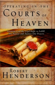Image of Operating in the Courts of Heaven Book by Robert Henderson