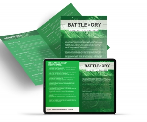Image of Battle Cry for Prosperity Card