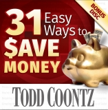 Image of 31 Easy Ways to Save Money Now CD