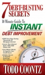Image of 7 Debt Busing Secrets - Mini Book