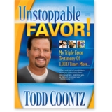 Image of Unstoppable Favor CD