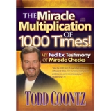 Image of The Miracle Multiplication of 1000 Times! CD