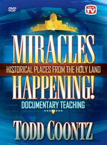 Image of Miracles Happening! DVD