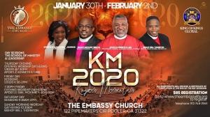 Image of KM2020 School of Prayer Jan31 Audio Download