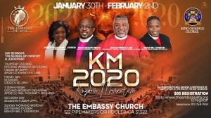 Image of KM2020 School of Ministry Feb01 Audio Download