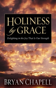 Image of Holiness by Grace Paperback BookDr. Bryan Chapell