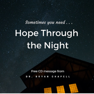 Image of Hope Through the Night CD