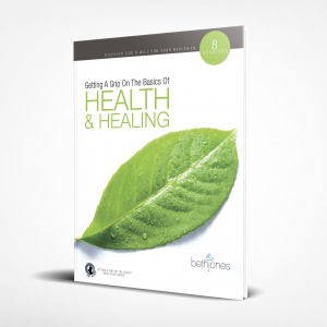 Image of Getting a Grip on the Basics of Health & Healing Workbook