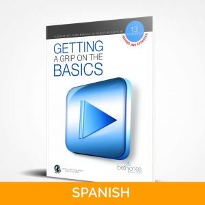 Image of Getting a Grip on the Basics Book - Spanish