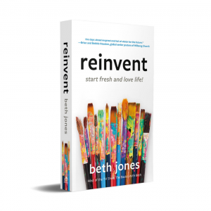 Image of Reinvent: Start Fresh and Love Life! Paperback Book
