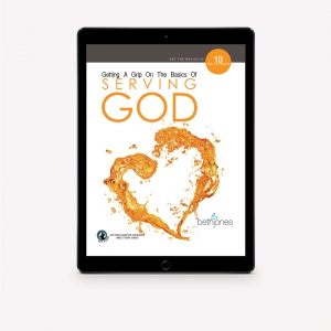 Image of Getting a Grip on the Basics of Serving God E-Book