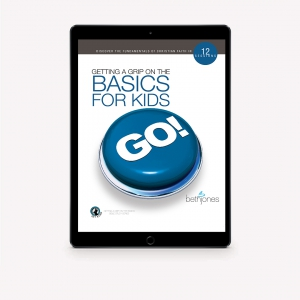 Image of Getting a Grip on the Basics for Kids E-Book
