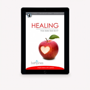Image of Healing | How Does God Do It? E-Book