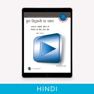 Image of Getting A Grip on the Basics - Hindi Translation