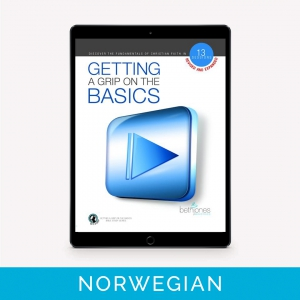 Image of Getting A Grip on the Basics - Norwegian Translation