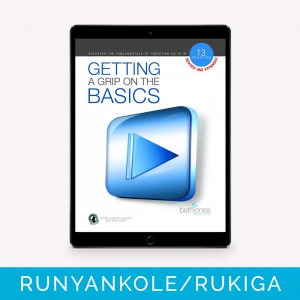 Image of Getting A Grip on the Basics - Runyankole Translation