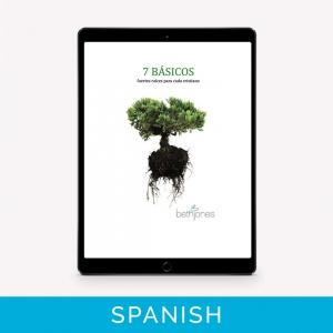 Image of 7 Basics - Spanish Translation E-Book