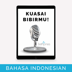 Image of Get a Grip on Your Lip - Bahasa Indonesian Translation