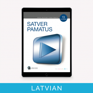 Image of Getting a Grip on the Basics - Latvian Translation