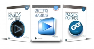 Image of Getting a Grip on the Basics 3-Book Family Bundle
