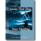 Image of Issues That Stop Your Healing 6 CDS