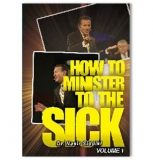 Image of How to Minister to the Sick Vol 1 6 CDS