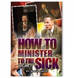 Image of How to Minister to the Sick Vol 2 6 CDS