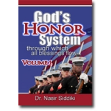 Image of God's Honor System Vol 1 6 CDS
